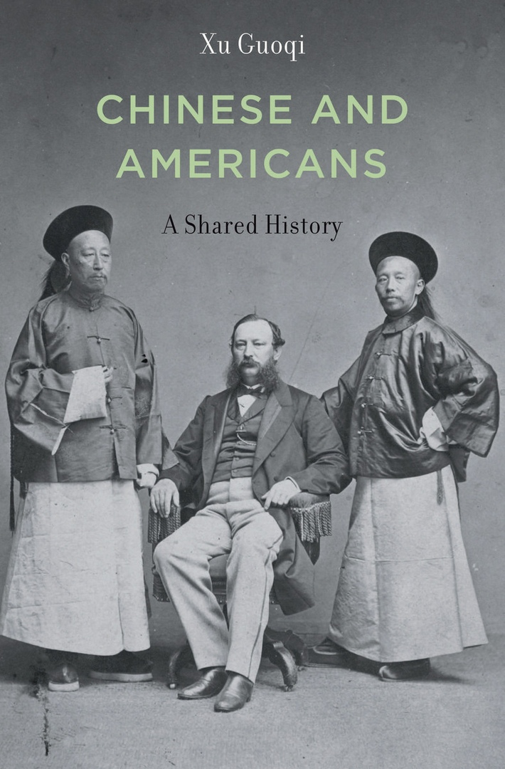 Chinese And Americans: A Shared History –