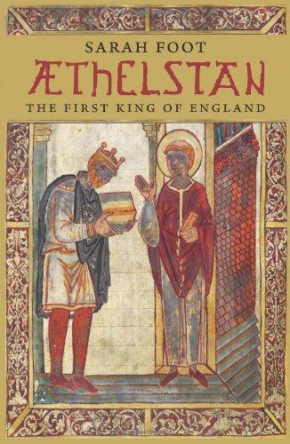 1) Æthelstan: The First King Of England