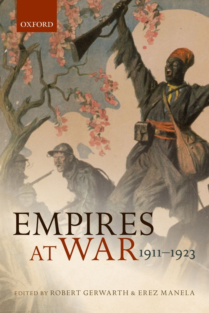 1) Empires At War: 1911-1923 – Robert