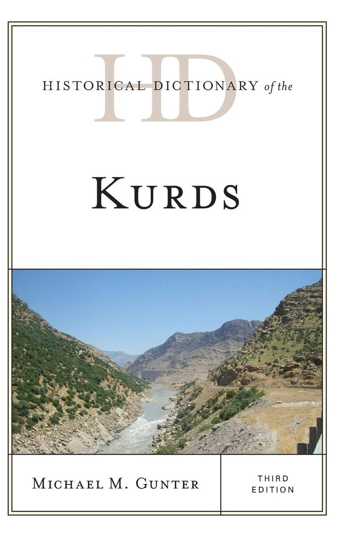 Historical Dictionary Of The Kurds –