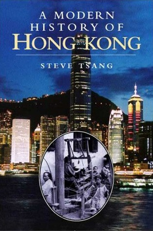 A Modern History Of Hong Kong –