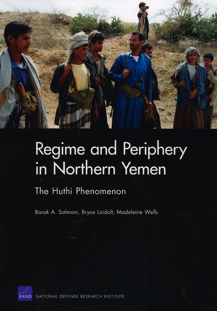 1) Regime And Periphery In Northern Yemen: