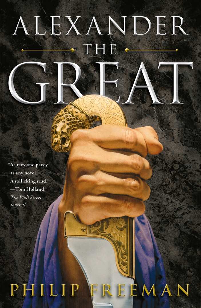 1) Alexander The Great – Philip Freeman