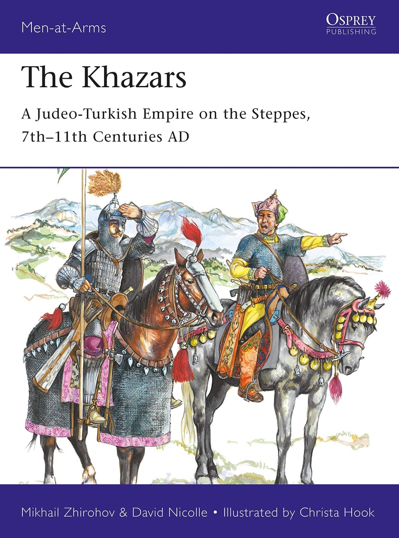 1) The Khazars: A Judeo-Turkish Empire On