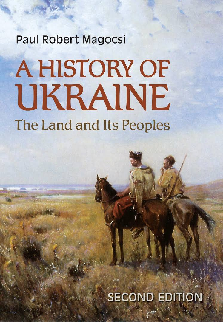1) A History Of Ukraine: The Land