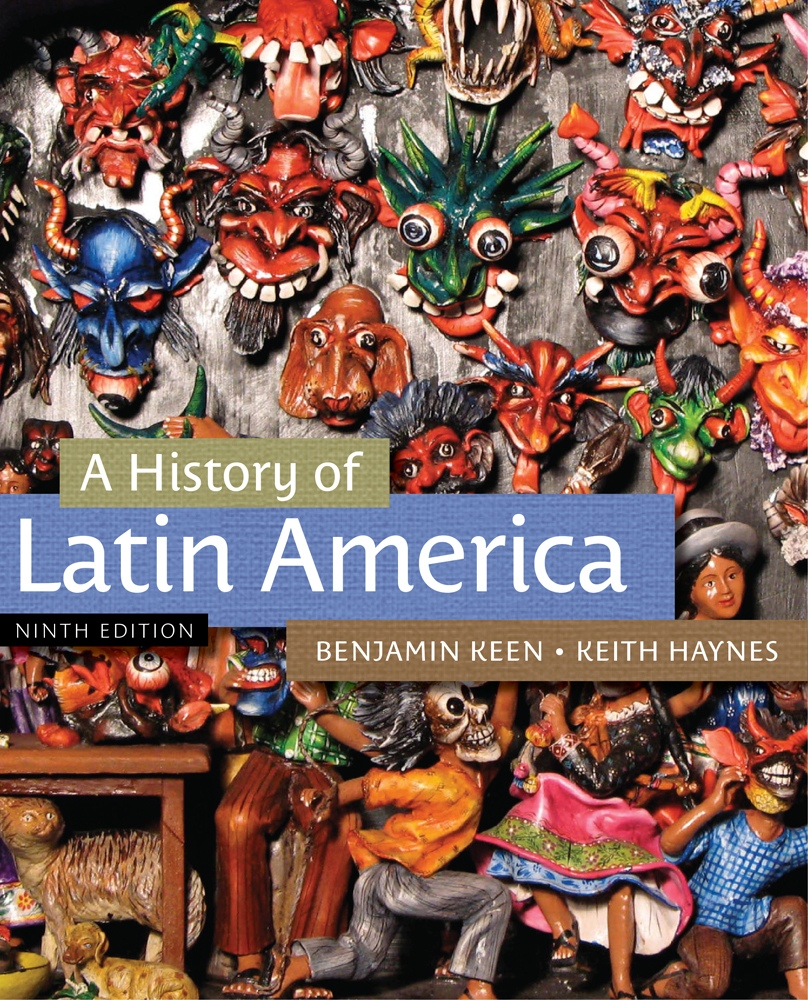 1) A History Of Latin America (8th
