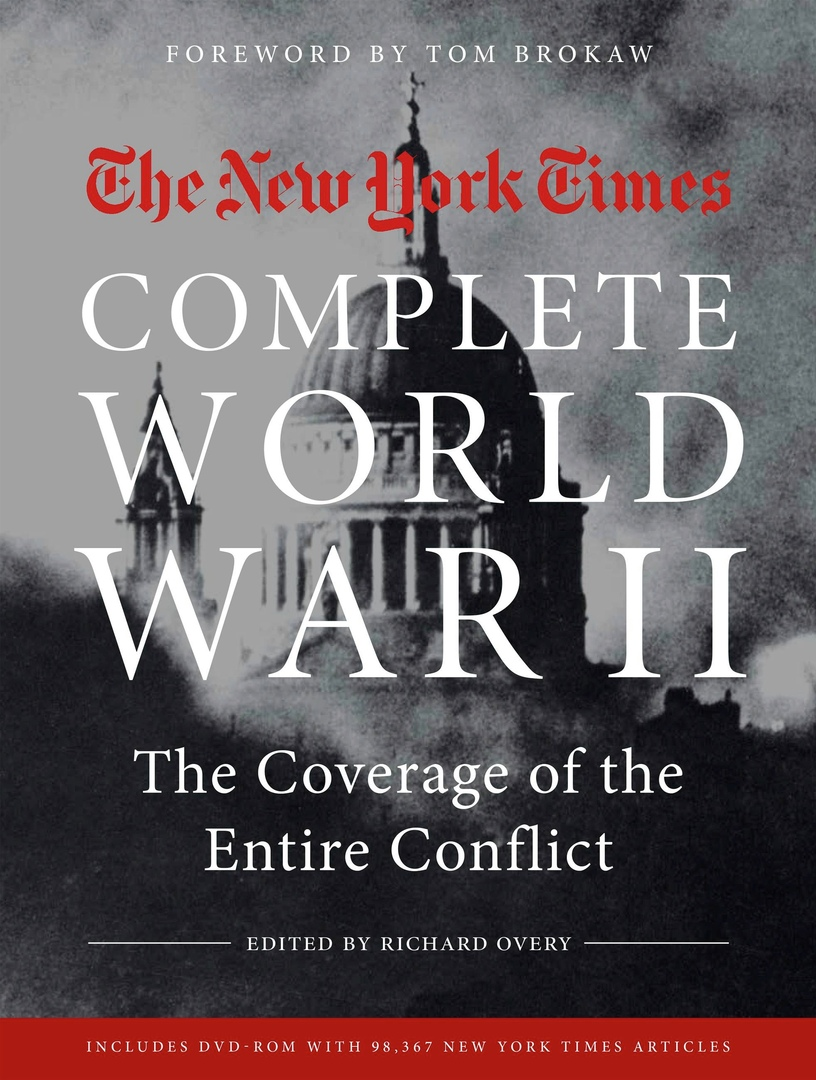 The New York Times: Complete World War