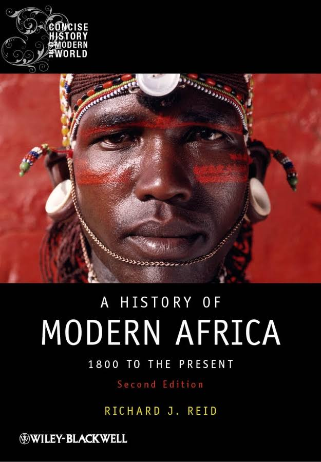 1) A History Of Modern Africa: 1800