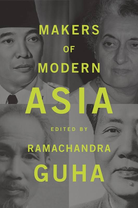 Makers Of Modern Asia – Ramachandra Guha
