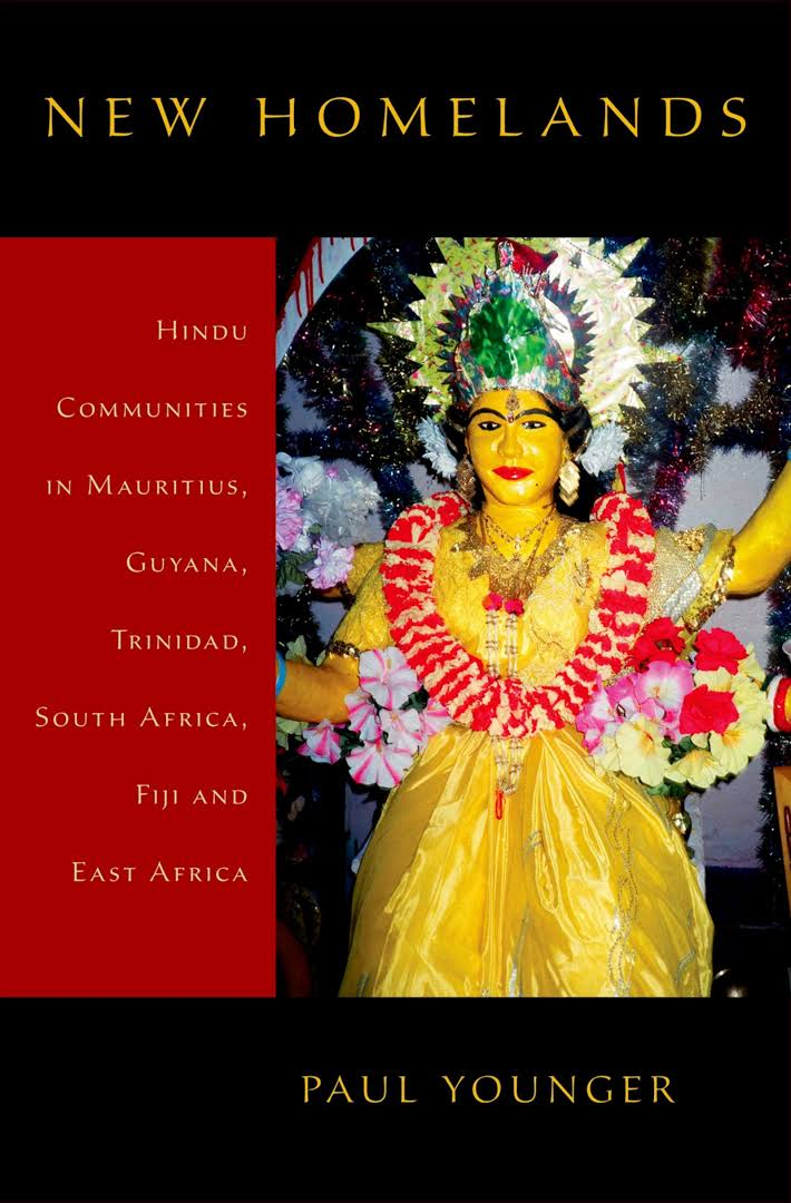 1) New Homelands: Hindu Communities In Mauritius,