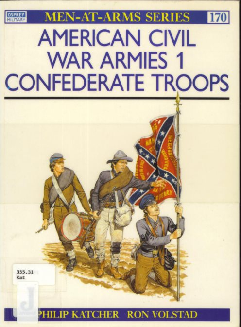1) American Civil War Armies (1) –