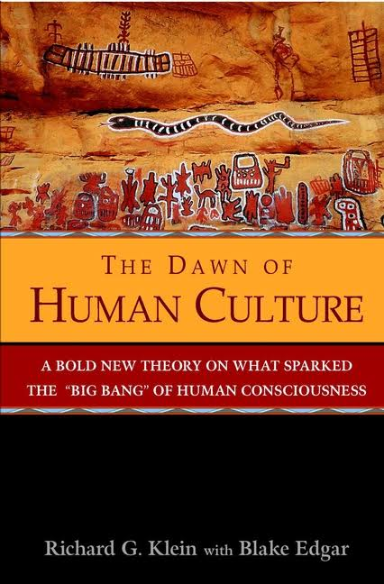 1) The Dawn Of Human Culture –
