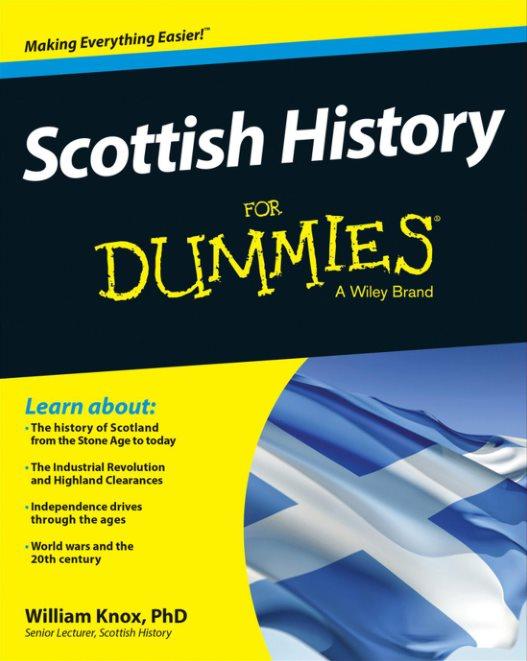 1) Scottish History For Dummies – William