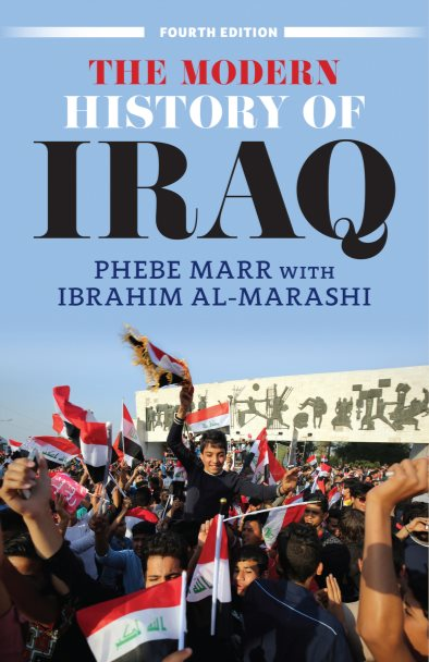 The Modern History Of Iraq (4th Edition) – Phebe Marr, Ibrahim Al-Marashi