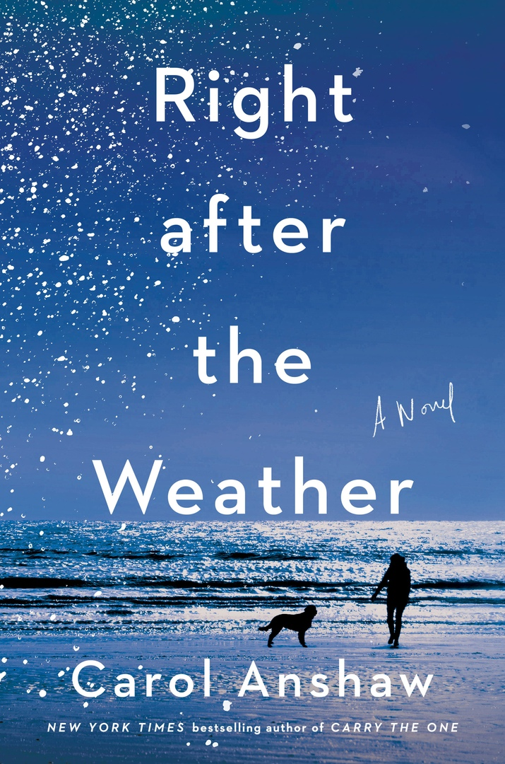 Carol Anshaw – Right After The Weather