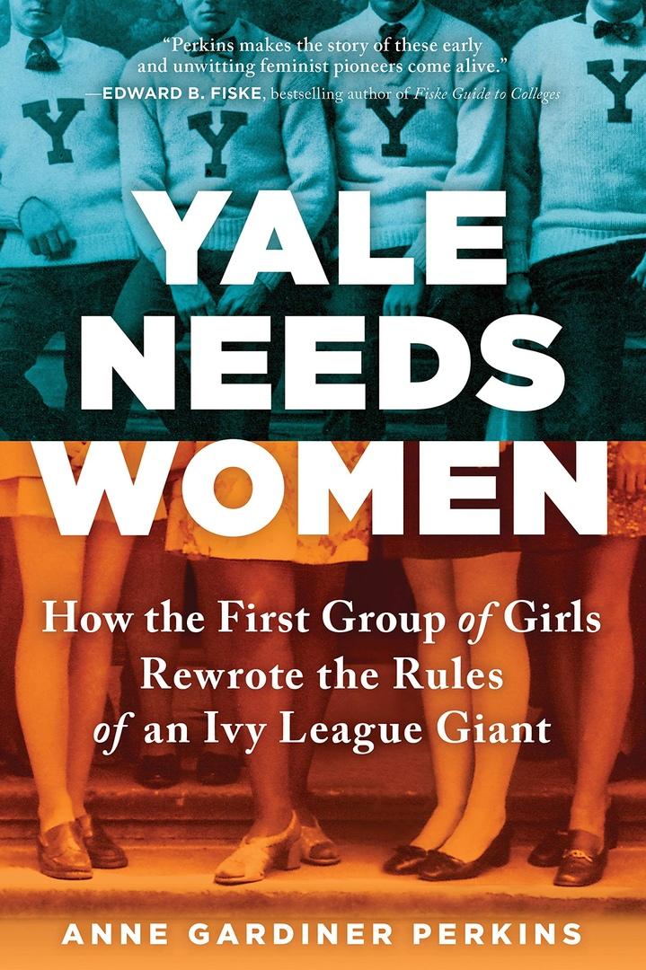 Anne Gardiner Perkins – Yale Needs Women