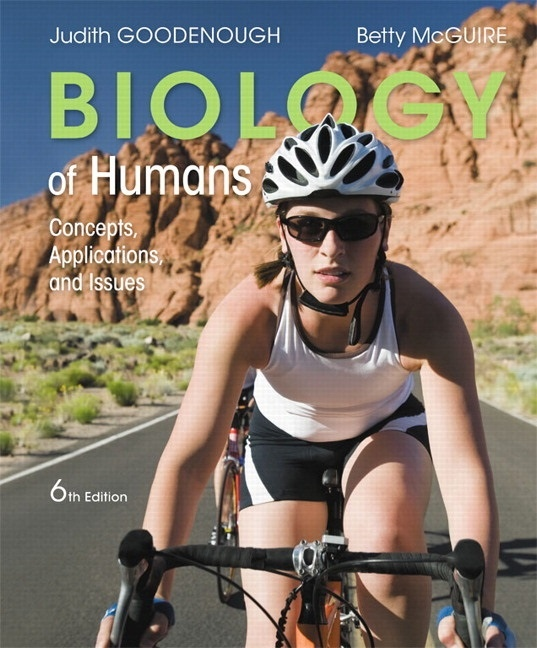 Judith Goodenough – Biology Of Humans