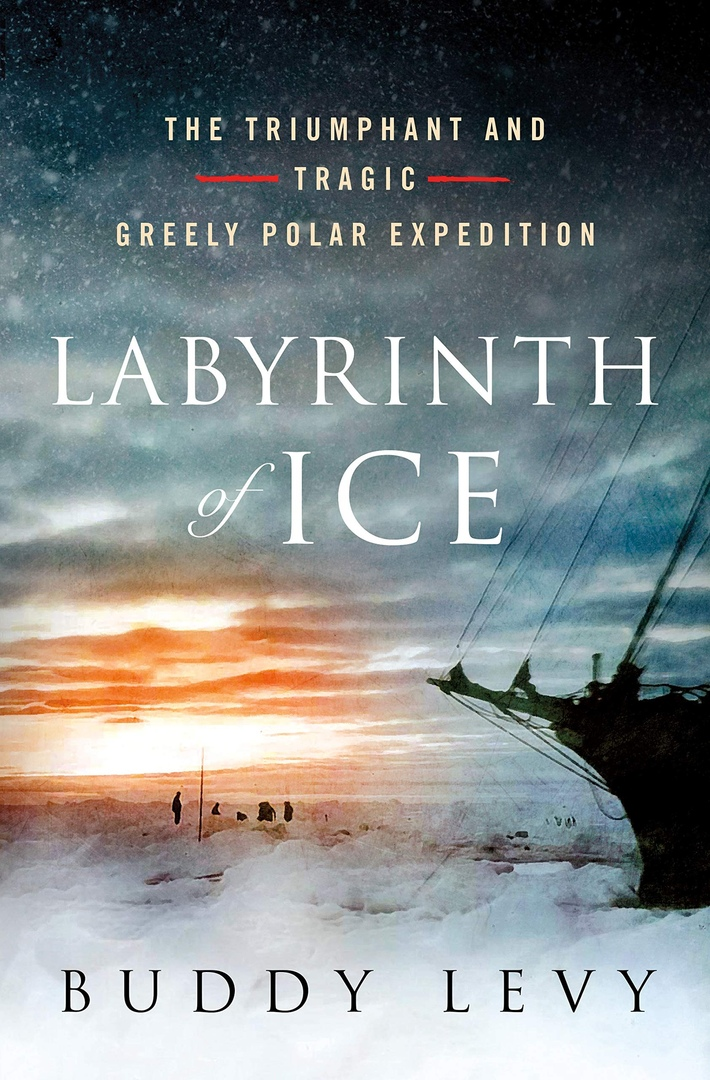 Buddy Levy – Labyrinth Of Ice