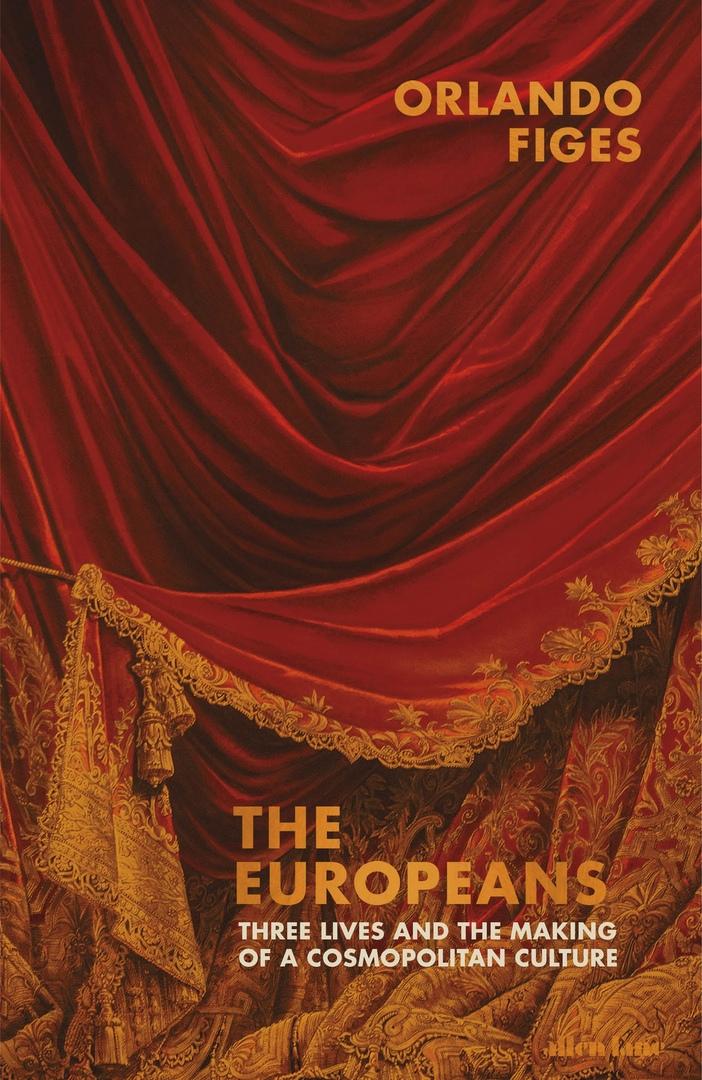 Orlando Figes – The Europeans