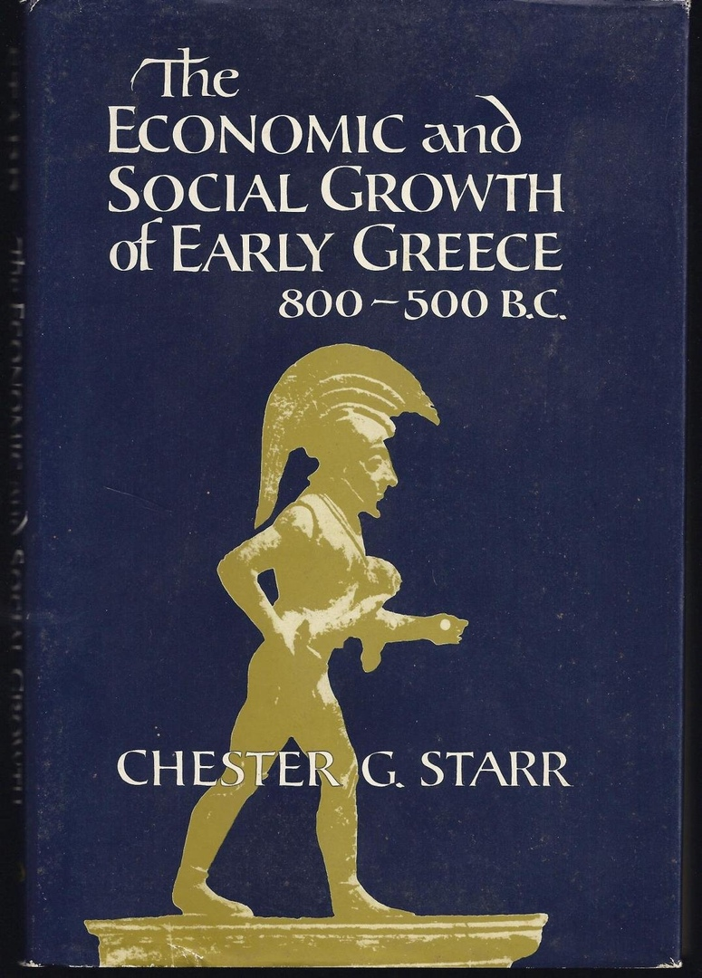 The Economic And Social Growth Of Early Greece, 800–500 B