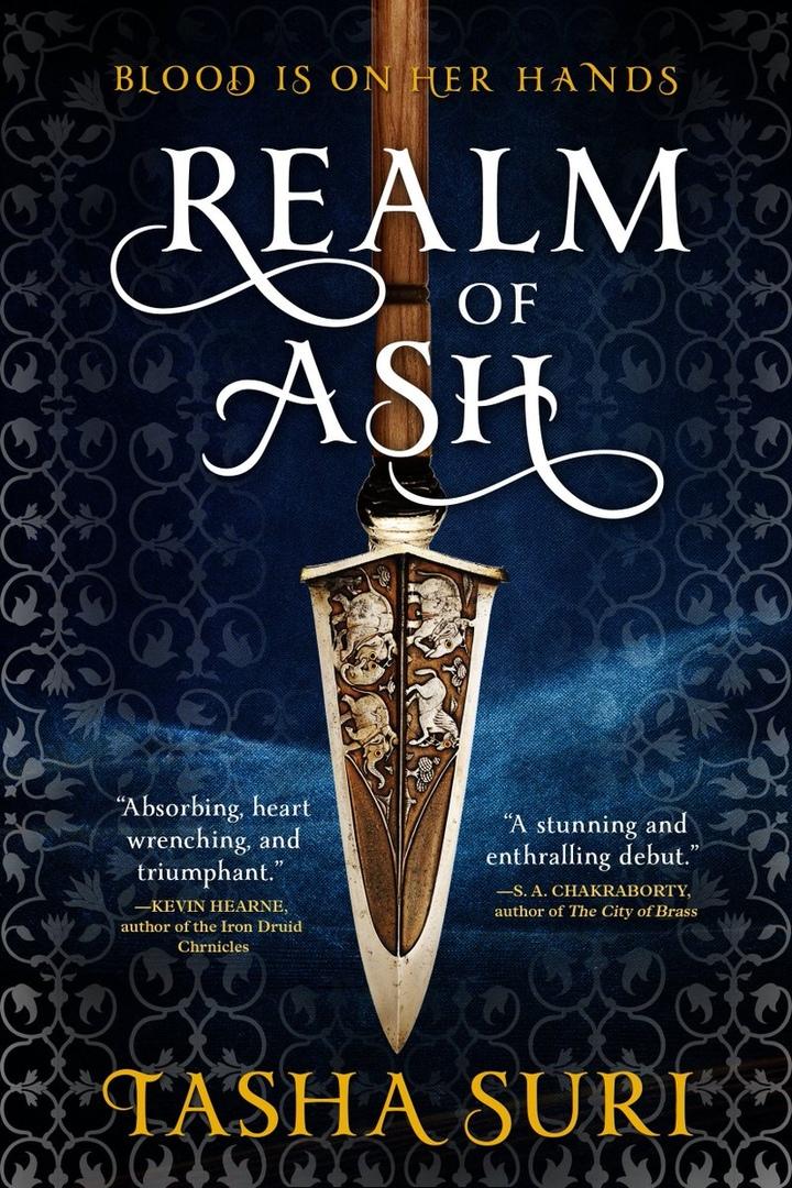 Tasha Suri – Realm Of Ash