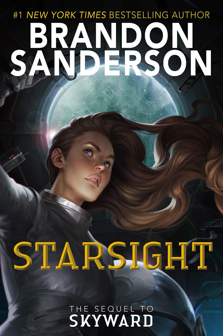 Brandon Sanderson – Starsight