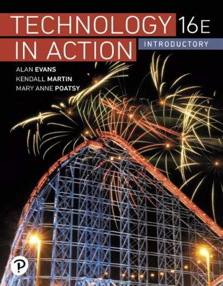 Alan Evans – Technology In Action