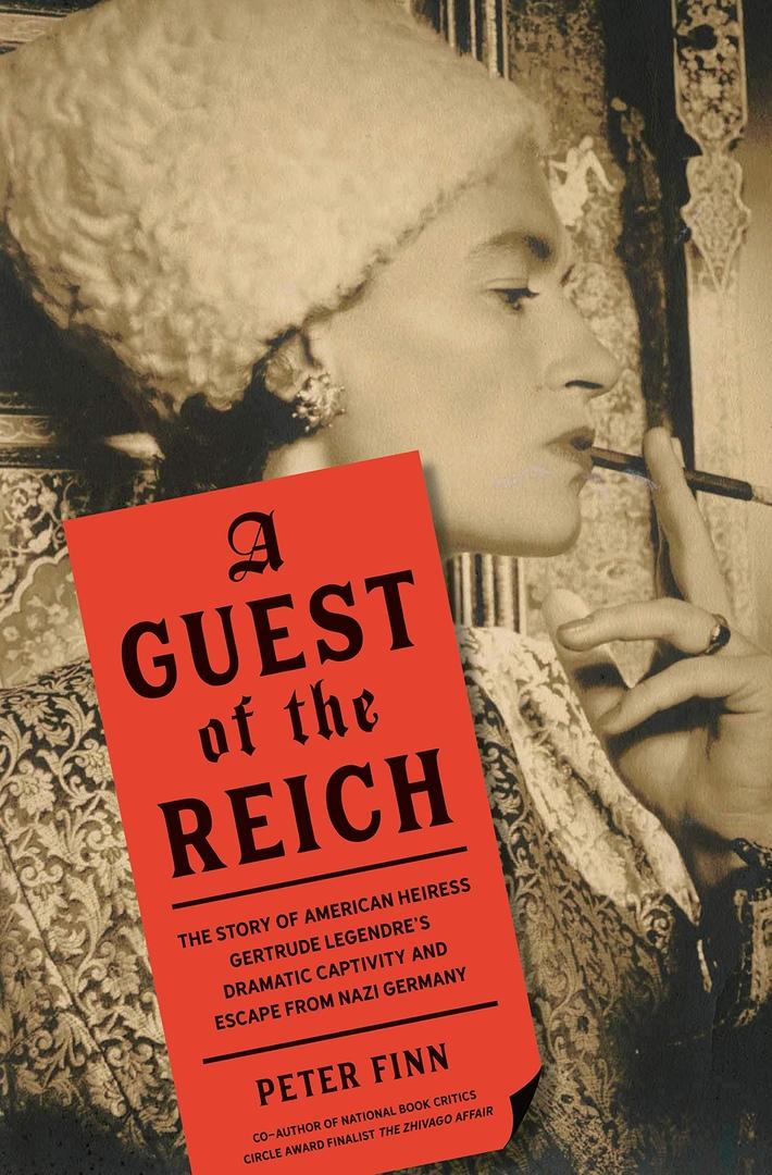 Peter Finn – A Guest Of The Reich
