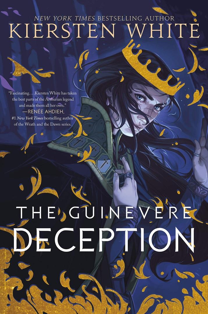 Kiersten White – The Guinevere Deception