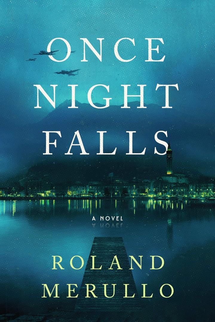 Roland Merullo – Once Night Falls