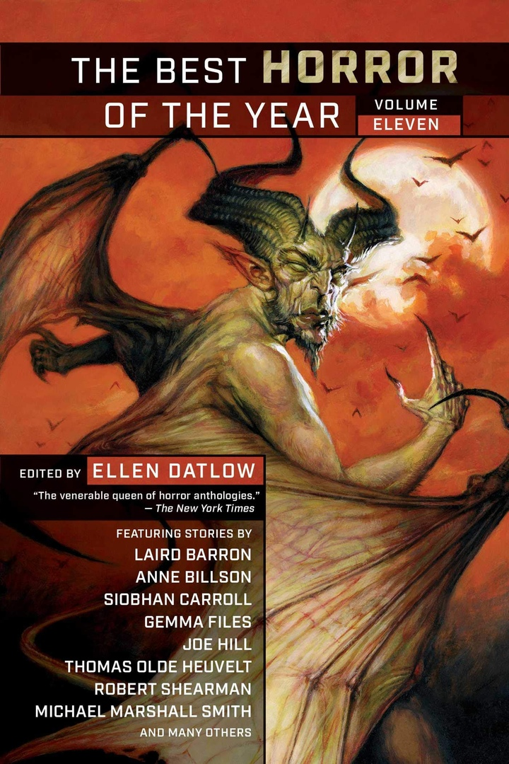 Ellen Datlow – The Best Horror Of The Year, Volume Eleven