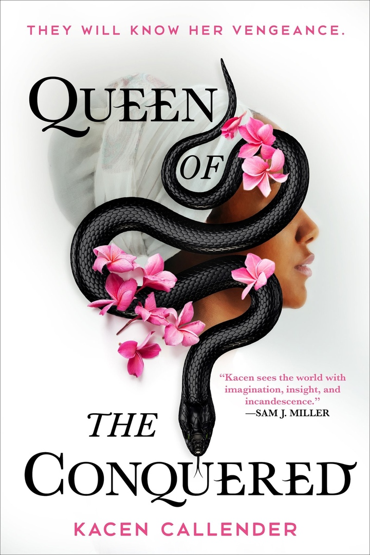 Kacen Callender – Queen Of The Conquered