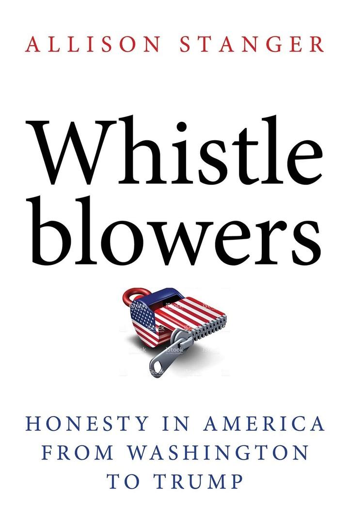 Allison Stanger – Whistleblowers