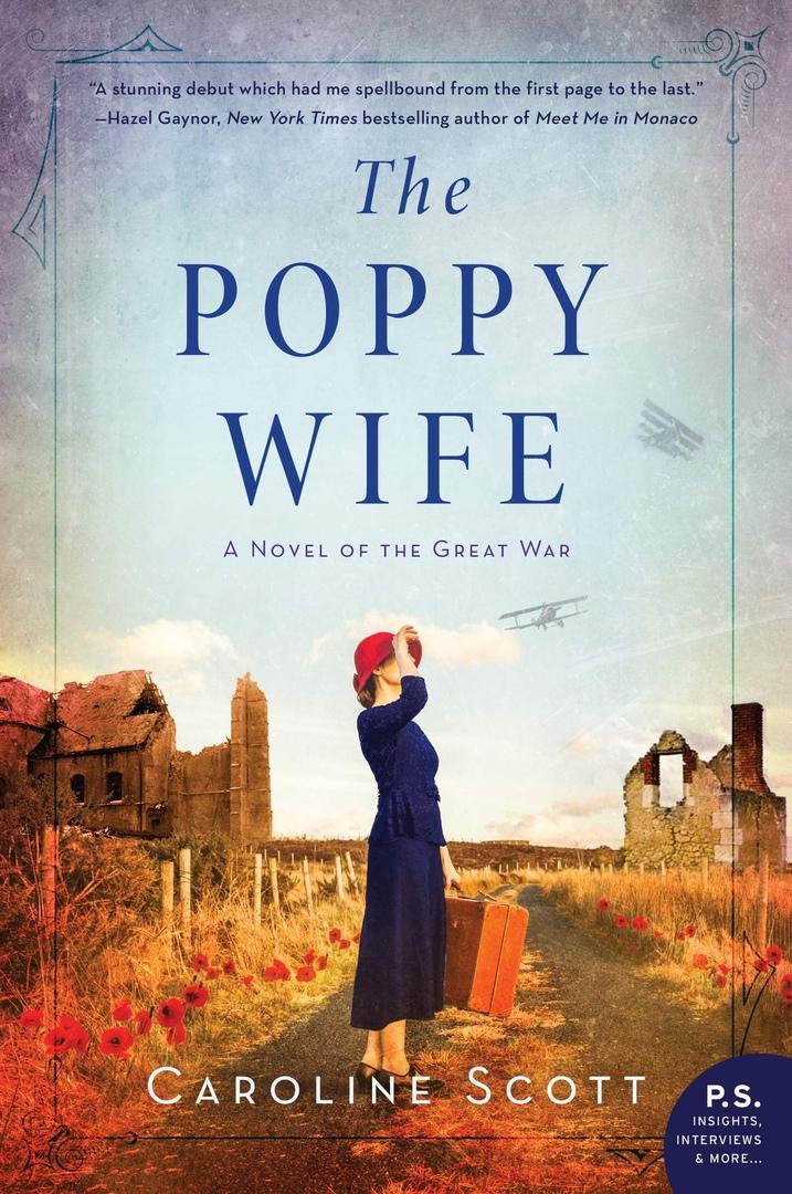 Caroline Scott – The Poppy Wife