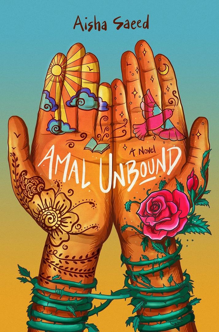 Aisha Saeed – Amal Unbound