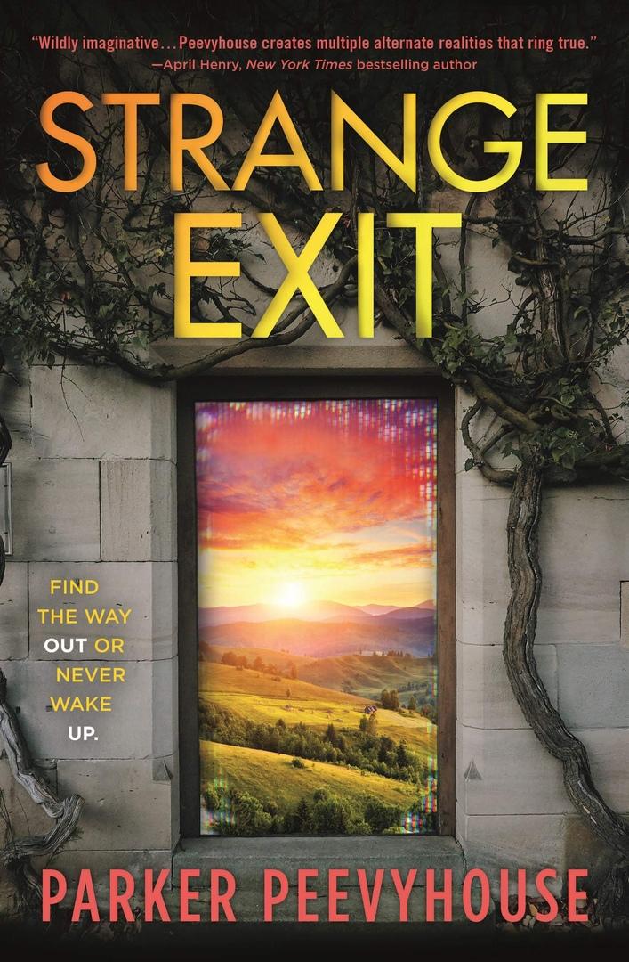 Parker Peevyhouse – Strange Exit