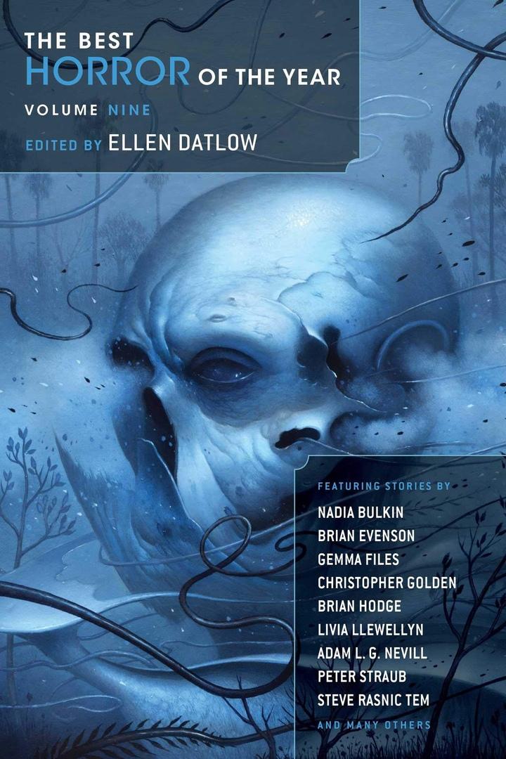 Ellen Datlow – The Best Horror Of The Year, Volume Nine