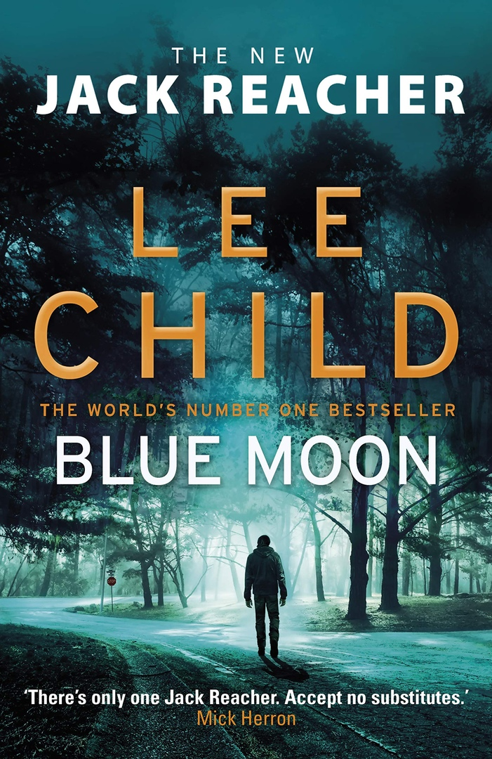Lee Child – Blue Moon