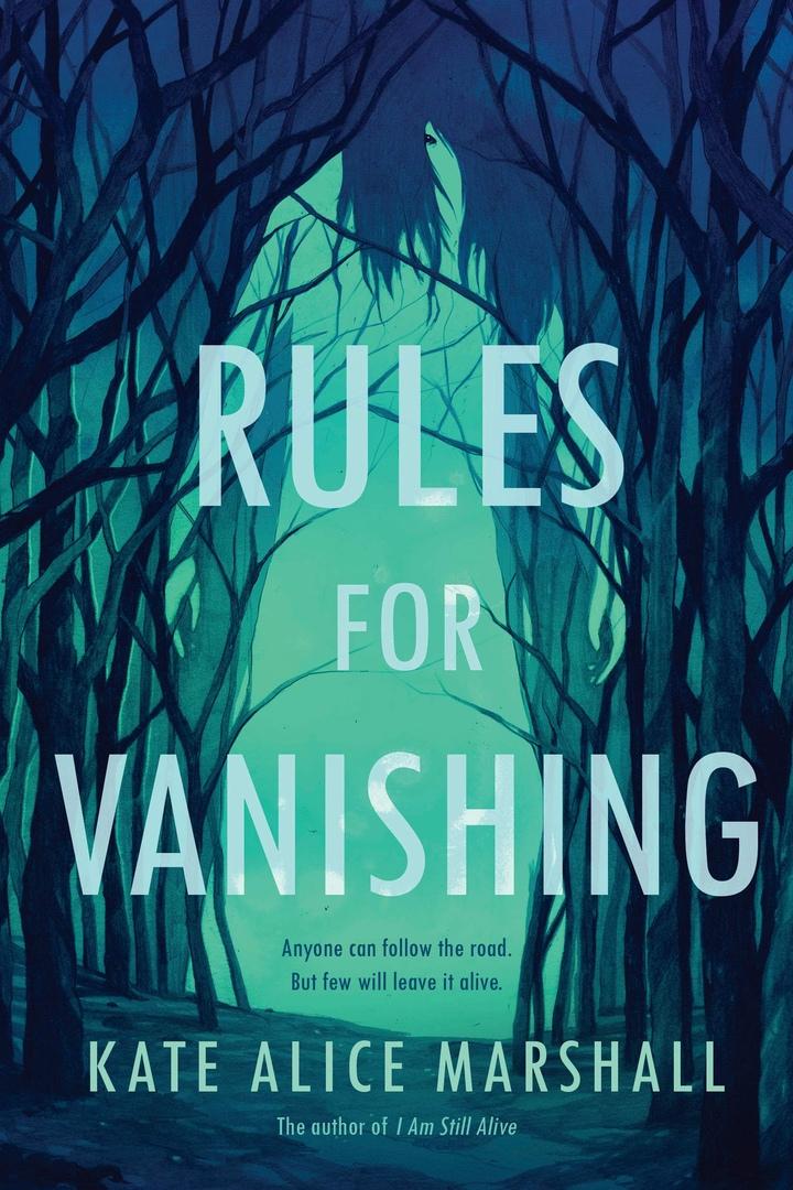 Kate Alice Marshall – Rules For Vanishing