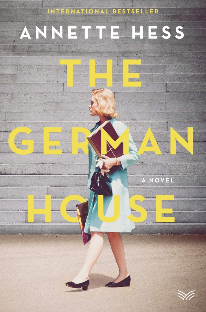 Annette Hess – The German House