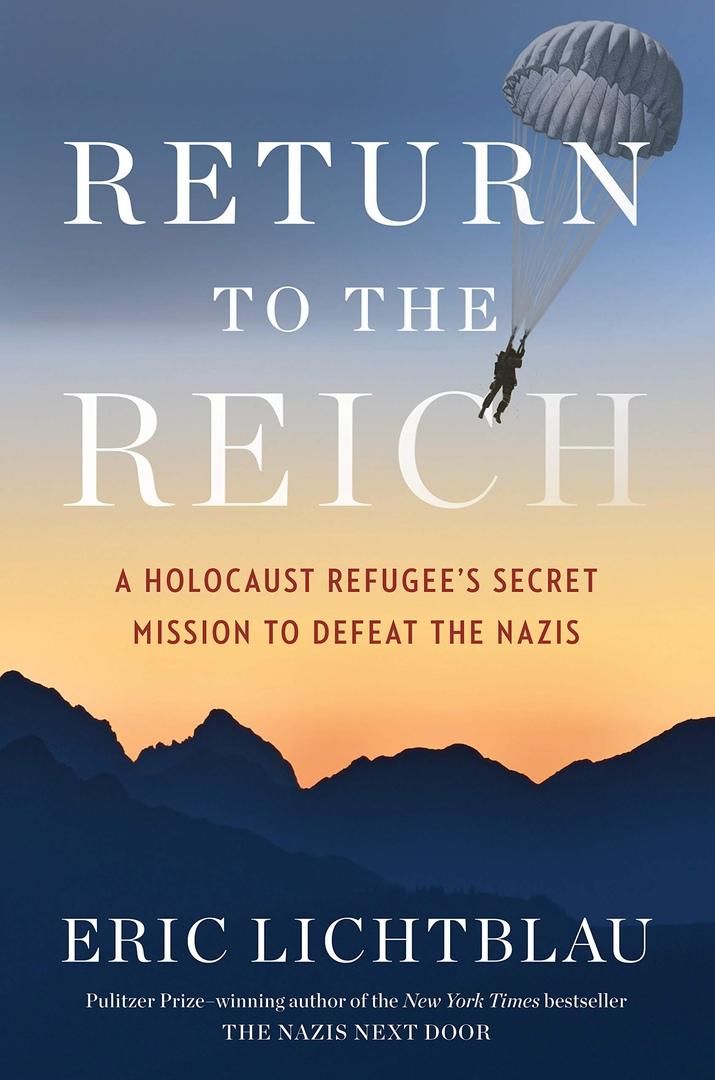 Eric Lichtblau – Return To The Reich