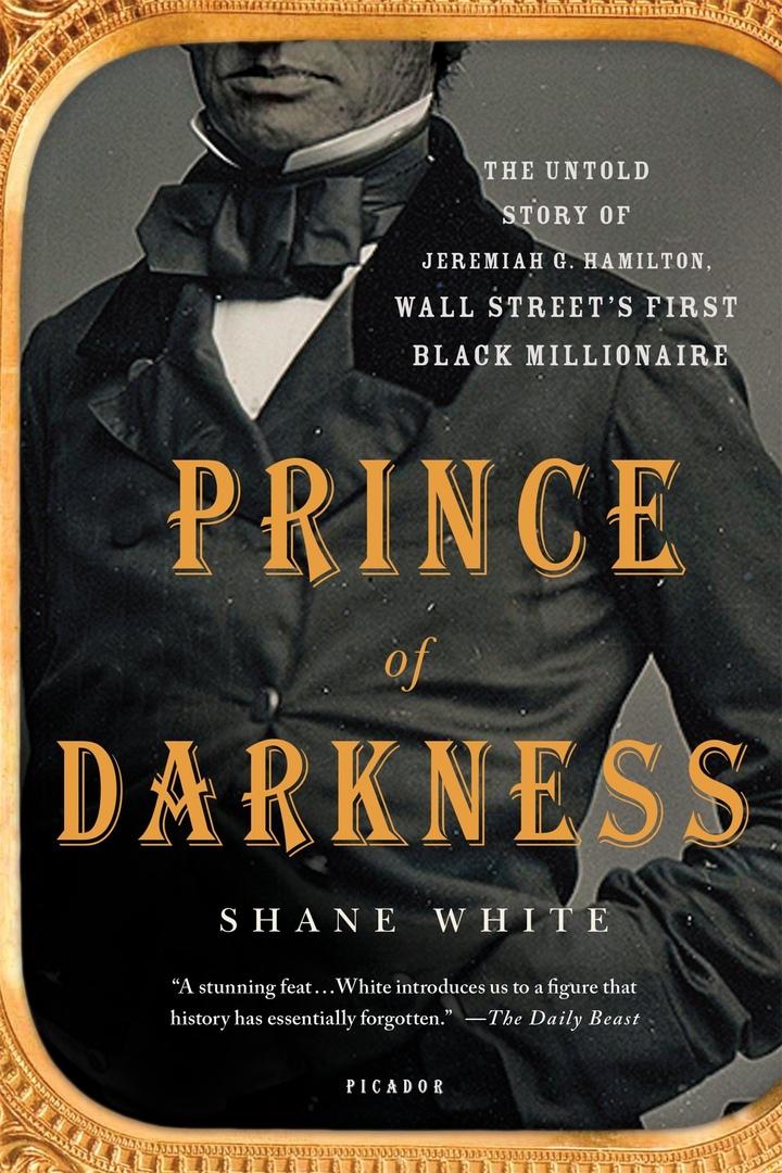 Shane White – Prince Of Darkness
