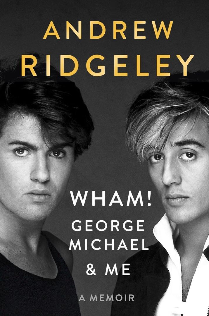 Andrew Ridgeley – Wham!