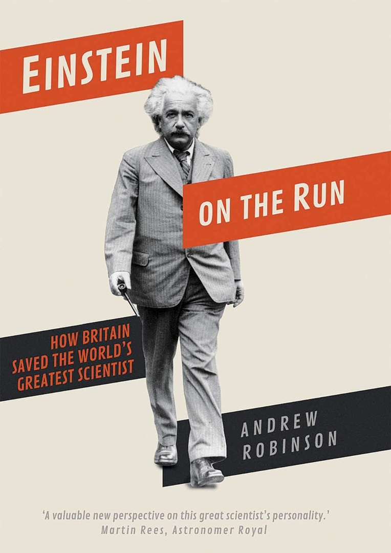 Andrew Robinson – Einstein On The Run