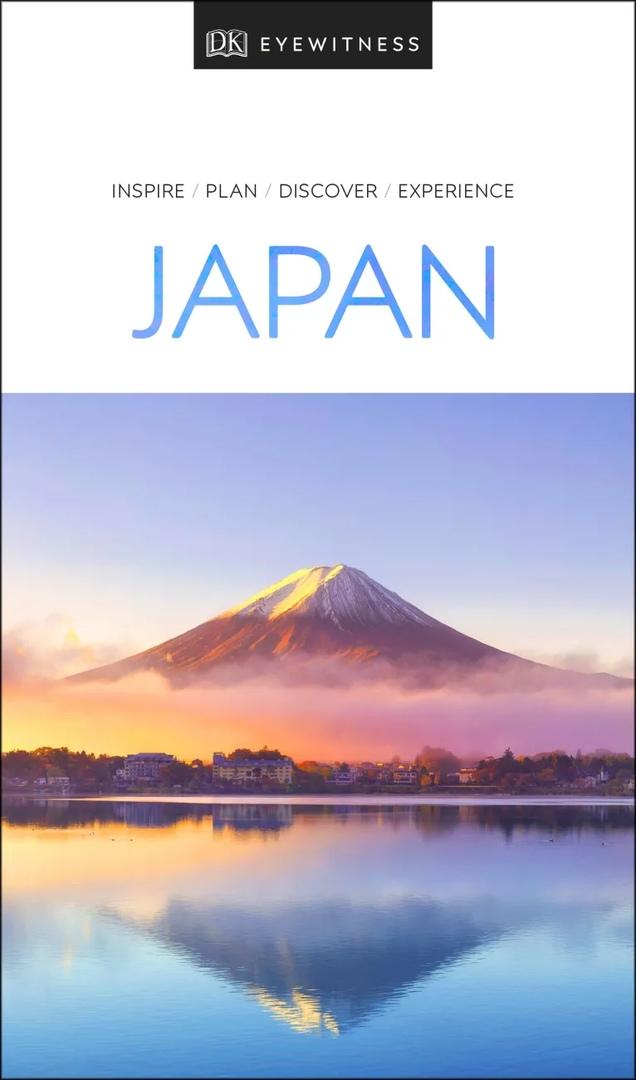 DK Eyewitness Travel Guide Japan – 2019 Edition