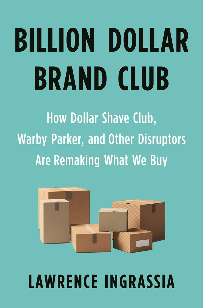 Lawrence Ingrassia – Billion Dollar Brand Club