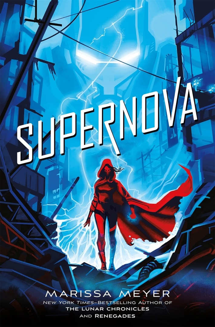 Marissa Meyer – Supernova