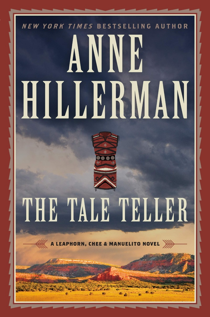 Anne Hillerman – The Tale Teller