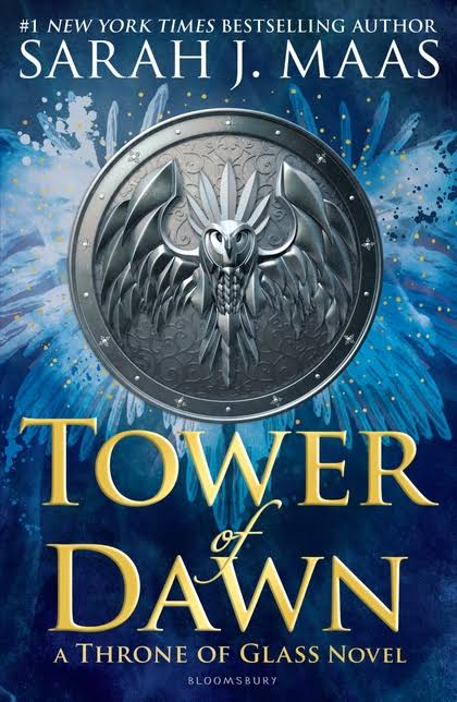 Tower Of Dawn (Throne Of Glass )