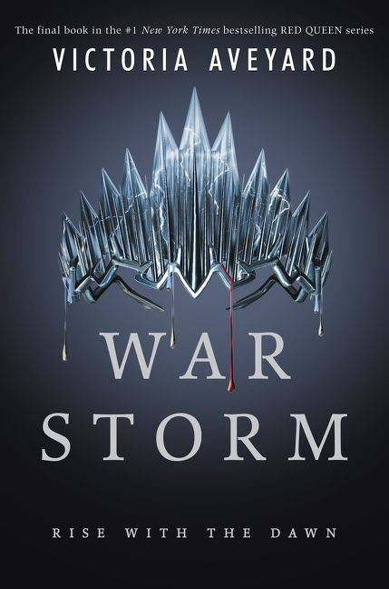 War Storm (Red Queen )